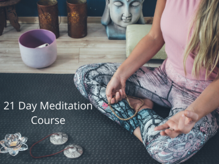 21 Day Meditation Course